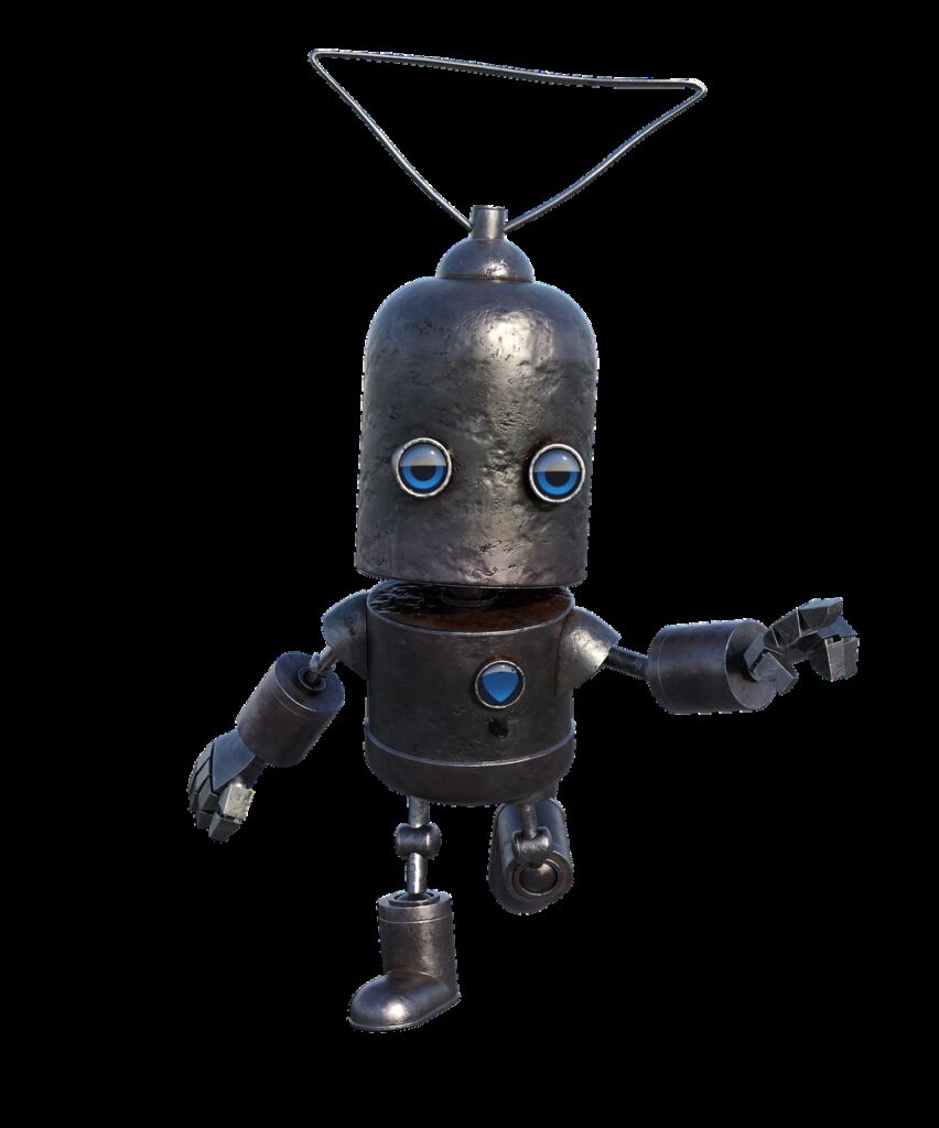 robot, antenna, technology